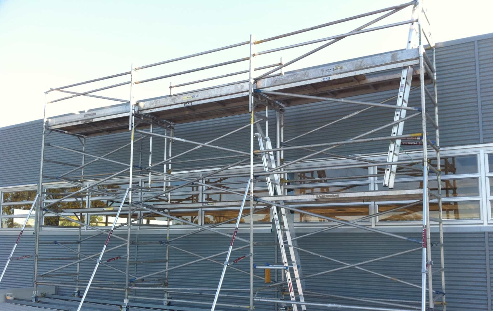 contact scaffolding services